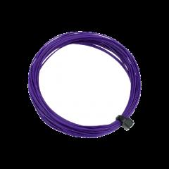6m paars decoder installatie draad - DCC concepts