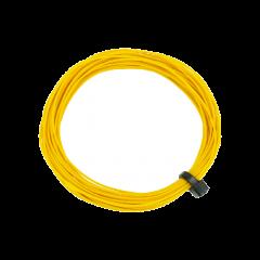 6m geel decoder installatie draad - DCC concepts