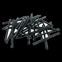 36 stuks krimpkous zwart - DCC concepts