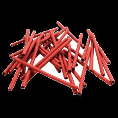 36 stuks krimpkous rood - DCC concepts