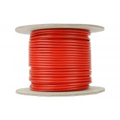 25 m rood soepel installatiedraad 2.5mm - DCC concepts