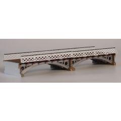 Bouwpakket HO / OO: viaduct dubbelspoor 2 bogen