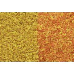 Gebladerte vroege herfst kleuren Woodland scenics F55