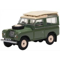 Land Rover 88 - Series 2A - station - Oxford Diecast - schaal OO