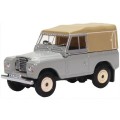 Land Rover 88 - Series 3 - canvas - Oxford Diecast - schaal OO