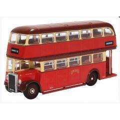 Leyland PD2/12 dubbeldekker bus - Oxford Diecast - schaal OO