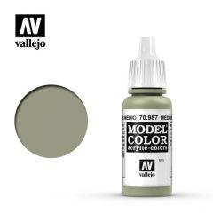 midden grijs - Vallejo 70.987 - waterbasis acrylverf