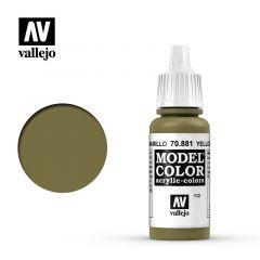 geel groen - Vallejo 70.881 - waterbasis acrylverf