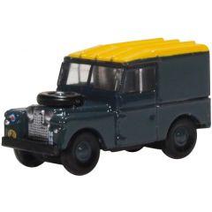 Land Rover 88 Hard Top - RAF - Oxford Diecast - schaal N