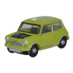 Mini Cooper - Mr Bean - Oxford Diecast - schaal N