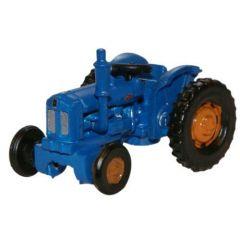 Fordson Bluebird tractor 1950 - Oxford Diecast - schaal N