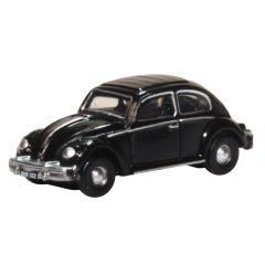 Volkswagen Kever - zwart  Oxford Diecast - schaal N