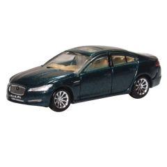 Jaguar XF BRG - Oxford Diecast - schaal N
