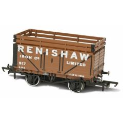 7 plank cokes wagon - Renishaw -  Oxford Rail