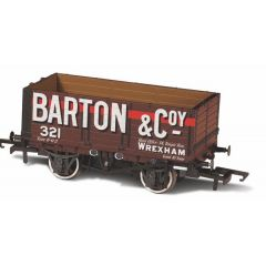 7 plank mineralen wagon - Barton And Co - Oxford Rail