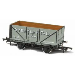 7 plank mineralen wagon - Steetley And Co Llynclys - Oxford Rail