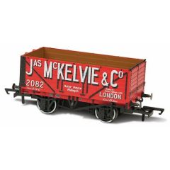 7 plank mineralen wagon - Jas McKelvie London - Oxford Rail