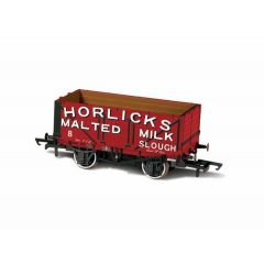 7 plank mineralen wagon - Horlicks Malted Milk Slough 8 - Oxford Rail