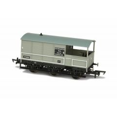 3 assige remwagon BR - Wolverhamton - Oxford Rail