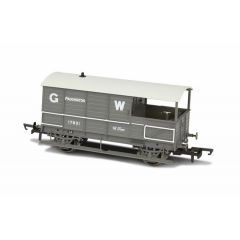 2 assige remwagon GWR - Paddington - Oxford Rail