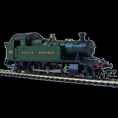 Type 45xx Prairie tenderstoomloc - Bachmann