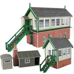 Bouwpakket N: seinhuizen -  Metcalfe - PN133
