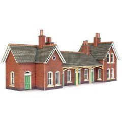 Bouwpakket N: plattelands station - Metcalfe - PN137