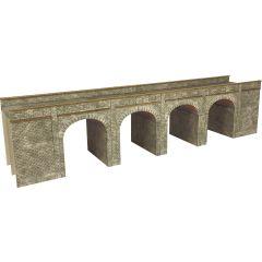 Bouwpakket N: dubbelspoor viaduct - natuursteen - Metcalfe - PN141
