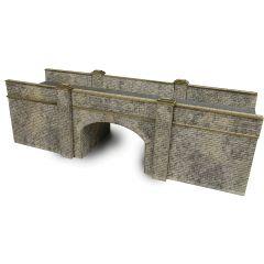 Bouwpakket N: spoorbrug - natuursteen - Metcalfe - PN147