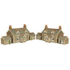 Bouwpakket N: arbeiderswoningen - Metcalfe - PN155
