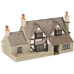 Bouwpakket N: Dorps Cottage - Metcalfe - PN167