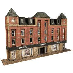 Bouwpakket N: Half relief warenhuis - Metcalfe - PN179