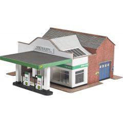 Bouwpakket N: garage met benzinestation - Metcalfe - PN181