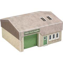 Bouwpakket N: modern industrieel gebouw  - Metcalfe - PN185