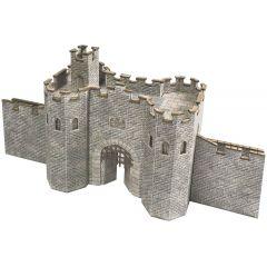 Bouwpakket N: poortgebouw kasteel - Metcalfe - PN191