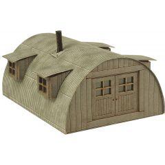 Bouwpakket N: Nissen hut - Metcalfe - PN815