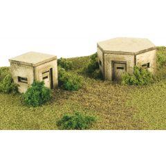 Bouwpakket N: bunkers - Metcalfe - PN820