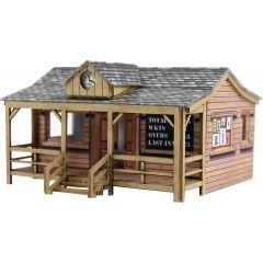 Bouwpakket N: houten paviljoen - Metcalfe - PN821