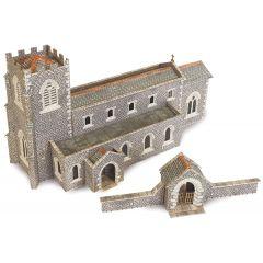 Bouwpakket N: parochiekerk - Metcalfe - PN926