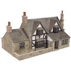 Bouwpakket HO/OO: Dorps Cottage - Metcalfe - PO267