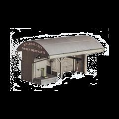 Bouwpakket HO: goederen en of kolen loods