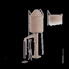 Bouwpakket HO: ronde watertoren