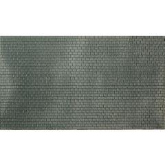 Leien dakpannen - Modelbouw Plaatmateriaal SSMP203 - Wills