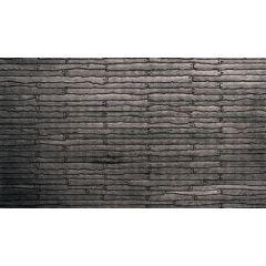 onregelmatig gezaagde houten wandbetimmering - Modelbouw Plaatmateriaal SSMP209 - Wills