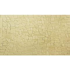 willekeurig gelegde natuursteen - Modelbouw Plaatmateriaal SSMP228 - Wills