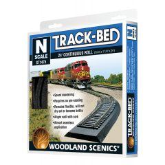 Ballast bed N spoor Woodland scenics ST1475
