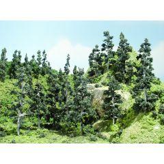 Dennenbos Woodland scenics TK27 voor modelbouw