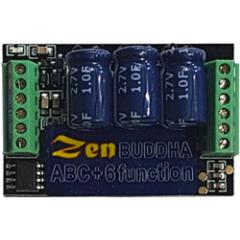 Zen Black decoder voor schaal O en groter - DCC concepts