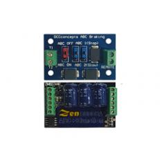 Zen Black decoder voor schaal O en groter - met ABC module en ingebouwde buffer - DCC concepts