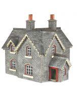 Bouwpakket N: stationsmeesterswoning Settle en Carlisle Railway - Metcalfe - PN935